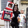 Photo #1 - Robot Boys and Tiger Mom