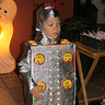 Photo #3 - Robot Costume