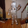 Photo #3 - Complete Female Robot Costume