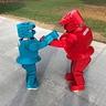 Photo #1 - Rock 'Em Sock 'Em Robots