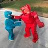 Photo #2 - Rock 'Em Sock 'Em Robots 2