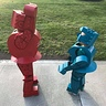 Photo #4 - Rock 'Em Sock 'Em Robots Winner