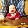 Photo #2 - I'm Ron Burgundy?
