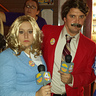 Photo #2 - Ron Burgundy and Veronica Corningstone