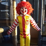 Photo #1 - Jayden as Ronald Mcdonald