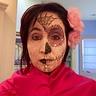 Photo #2 - Rosa Dia de los Muertos