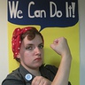 Photo #1 - Rosie / Crystal the Riveter