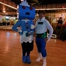 Photo #9 - Rosie the Robot and George Jetson