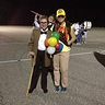Photo #3 - Russell and Carl Fredrickson from Disney's Up