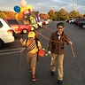 Photo #2 - Russell and Mr.Fredricksen with floating Up house