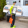 Photo #1 - Matt trick or treating
