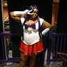 Photo #2 - Sailor mars pose
