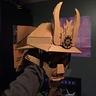 Photo #4 - Samurai Cardboard Armor