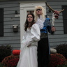 Photo #1 - Sarah and Jareth The Goblin King