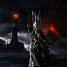 Photo #4 - Sauron with a little photshop