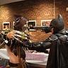 Photo #5 - Scarecrow vs Batman