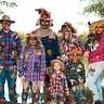 Photo #1 - Scarecrow Family