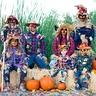 Photo #2 - Scarecrow Family