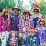 Photo #3 - Scarecrow Family