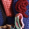 Photo #6 - Crocheted Leaves