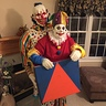 Photo #1 - Scary Clown Carrying a Jack in The Box