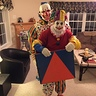Photo #2 - Scary Clown Carrying a Jack in The Box