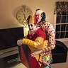 Photo #3 - Scary Clown Carrying a Jack in The Box