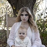Photo #7 - Family of Scary Ghosts