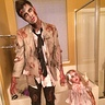 Photo #3 - Daddy zombie and zombie toddler