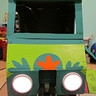 Photo #2 - Mystery Machine, front view