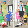 Photo #3 - Our family costumes from the last 3 years. 2015 - Inside Out!, 2016 - Peanuts, 2017 - Scooby-Doo