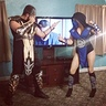 Photo #1 - Scorpion and Sub-Zero