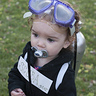 Photo #6 - Scuba Diver Toddler: pacifier air tube
