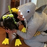 Photo #2 - Shark attack!!