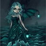 Photo #10 - Sea Beacon by fantasy artist Jasmine Becket-Griffith