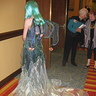 Photo #2 - Shore Leave, Baltimore MD back view completed costume