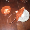 Photo #8 - completed wing tip globes & lantern