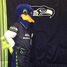 Photo #4 - Seattle Seahawks Mascot Blitz