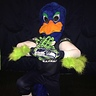 "Photo #1 - Seattle Seahawks ""Mini"" Mascot Blitz"