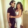 Photo #1 - Selena Quintanilla and Chris Perez