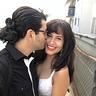 Photo #2 - Selena Quintanilla and Chris Perez