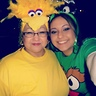 Photo #2 - Homemade Headbands for Big Bird and Oscar the Grouch!