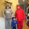 Photo #2 - Bundled up to go trick-or-treating