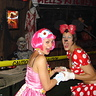 Photo #4 - Candy Girl and Minnie Mouse got scared