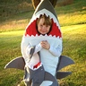 Photo #1 - Casen's Shark Costume