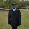 Photo #1 - Sharp dressed invisible man