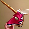 Photo #4 - Close up of Swift Wind mask