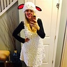 Photo #1 - DYI Adult Sheep Costume for Group Farm Theme