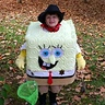 Photo #1 - Lanndon as sheriff Spongebob!  hard time standing still.