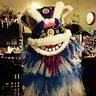Photo #1 - The finished shisa costume named Shushi